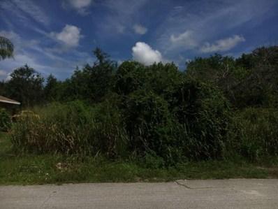 643 SW Post Terrace, Port Saint Lucie, FL 34953 - MLS#: RX-10455262