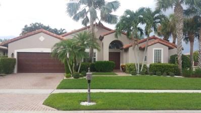 6924 Chimere Terrace, Boynton Beach, FL 33437 - MLS#: RX-10455292