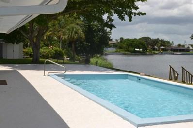 6803 Kingston Drive, Lake Worth, FL 33462 - MLS#: RX-10455322