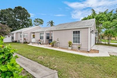 1420 Blue Clover Lane, West Palm Beach, FL 33415 - MLS#: RX-10455365