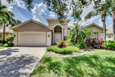 13243 Vedra Lake Circle, Delray Beach, FL 33446 - MLS#: RX-10455376