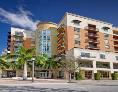 600 S Dixie Highway UNIT 822, West Palm Beach, FL 33401 - MLS#: RX-10455384