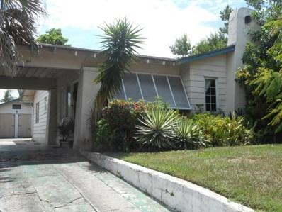 814 Biscayne Drive, West Palm Beach, FL 33401 - MLS#: RX-10455432
