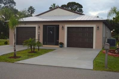 14141 Cancun Avenue, Fort Pierce, FL 34951 - MLS#: RX-10455436