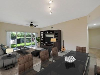 1650 Presidential Way UNIT 106, West Palm Beach, FL 33401 - MLS#: RX-10455444