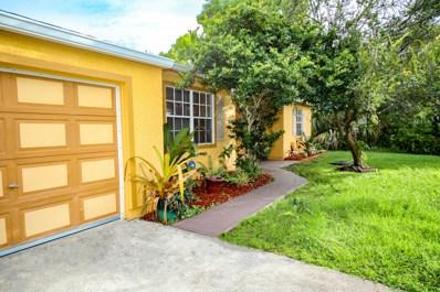 1998 SE Lavina Circle, Port Saint Lucie, FL 34952 - #: RX-10455448