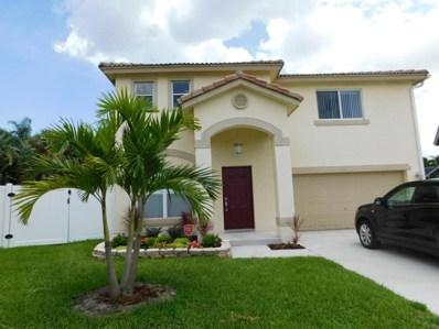 1044 Fosters Mill Road, Boynton Beach, FL 33436 - MLS#: RX-10455487