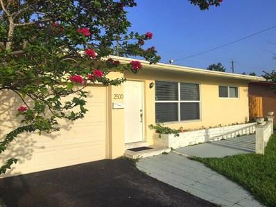 2500 NW 83rd Avenue, Sunrise, FL 33322 - MLS#: RX-10455535