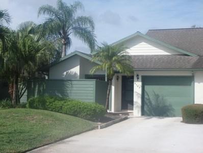 6783 SE Bunker Hill Drive, Hobe Sound, FL 33455 - MLS#: RX-10455586