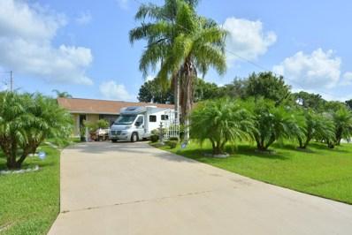 2031 SW Akorot Road, Port Saint Lucie, FL 34953 - MLS#: RX-10455602