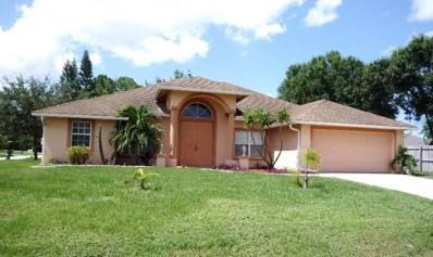 1325 SW Bartell Avenue, Port Saint Lucie, FL 34953 - MLS#: RX-10455713