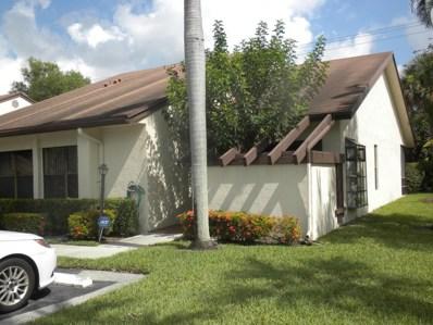7561 Caesar Court UNIT D, Lake Worth, FL 33467 - MLS#: RX-10455797