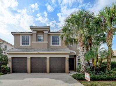 1737 Annandale Circle, Royal Palm Beach, FL 33411 - MLS#: RX-10455798