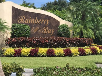 1330 NW 29th Avenue S UNIT A, Delray Beach, FL 33445 - MLS#: RX-10455863