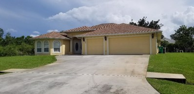 100 SW Lion Lane, Port Saint Lucie, FL 34953 - MLS#: RX-10455894