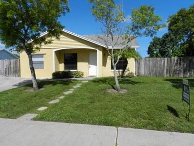 1274 Denlow Lane, Royal Palm Beach, FL 33411 - MLS#: RX-10455920