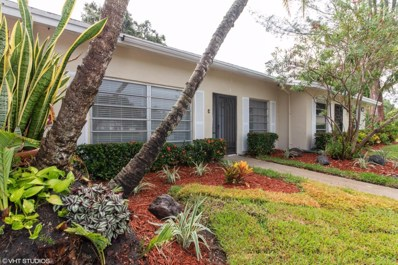 13831 Via Flora Court UNIT C, Delray Beach, FL 33484 - MLS#: RX-10455982