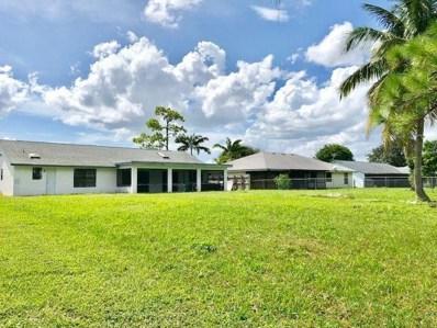 133 Cordoba Circle, Royal Palm Beach, FL 33411 - MLS#: RX-10456016