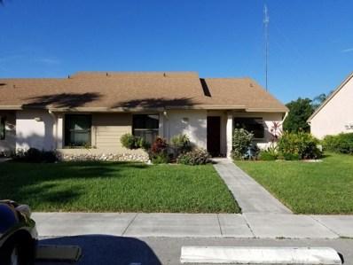8266 Boca Glades Boulevard UNIT 206, Boca Raton, FL 33434 - MLS#: RX-10456033