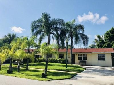 3780 Bahama Road, Palm Beach Gardens, FL 33410 - MLS#: RX-10456094