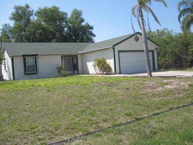 858 SW Haas Avenue, Port Saint Lucie, FL 34953 - MLS#: RX-10456133