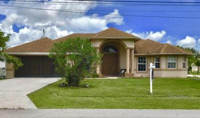 1251 SW Paar Drive, Port Saint Lucie, FL 34953 - MLS#: RX-10456137