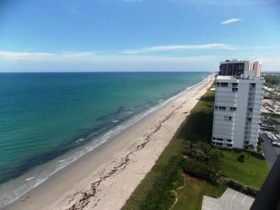 9550 S Ocean Drive UNIT 1706, Jensen Beach, FL 34957 - MLS#: RX-10456201