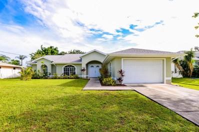 1162 SE Oriental Avenue, Port Saint Lucie, FL 34952 - MLS#: RX-10456246