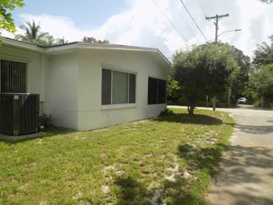 731 S Lakeside Drive, Lake Worth, FL 33460 - MLS#: RX-10456261