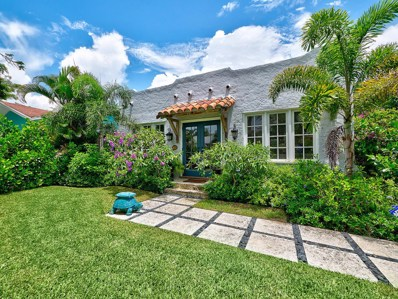 805 Kanuga Drive, West Palm Beach, FL 33401 - MLS#: RX-10456266