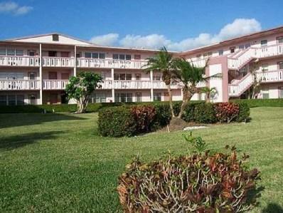 123 Brighton C UNIT 123, Boca Raton, FL 33434 - MLS#: RX-10456314