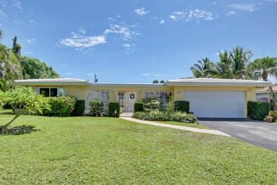 410 SW 7th Way, Boca Raton, FL 33486 - MLS#: RX-10456318