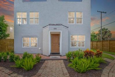 530 32nd Street, West Palm Beach, FL 33407 - MLS#: RX-10456328