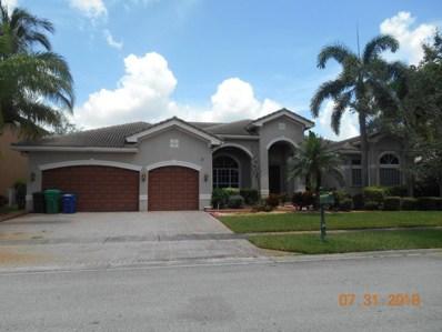 18921 SW 41st Street, Miramar, FL 33029 - MLS#: RX-10456358