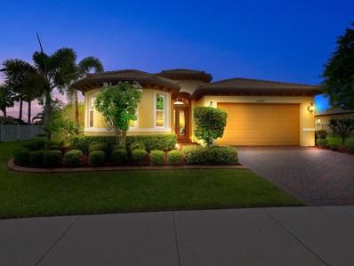 12081 SW Oakwater Court, Port Saint Lucie, FL 34987 - MLS#: RX-10456380