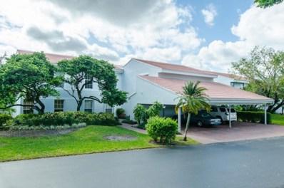 6237 Old Court Road UNIT 104, Boca Raton, FL 33433 - MLS#: RX-10456381
