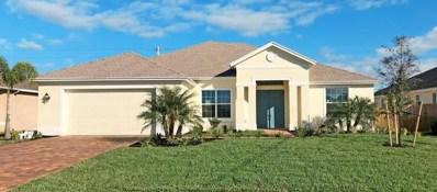 5805 NW Dana Circle, Port Saint Lucie, FL 34986 - #: RX-10456456