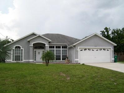 1698 SW Flint Street, Port Saint Lucie, FL 34953 - MLS#: RX-10456500