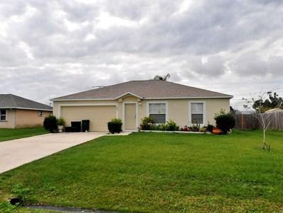 142 NW Curtis Street, Port Saint Lucie, FL 34983 - MLS#: RX-10456509
