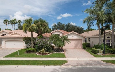 7030 Prado Lake Drive, Delray Beach, FL 33446 - MLS#: RX-10456526