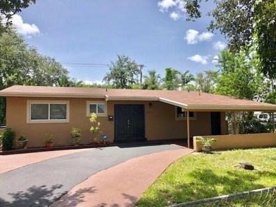 4120 N 65th Avenue, Hollywood, FL 33024 - MLS#: RX-10456528
