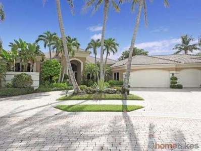 110 Windsor Pointe Drive, Palm Beach Gardens, FL 33418 - MLS#: RX-10456577