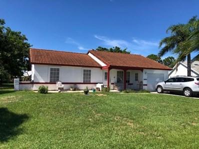2489 SE Pascal Avenue, Port Saint Lucie, FL 34952 - MLS#: RX-10456654