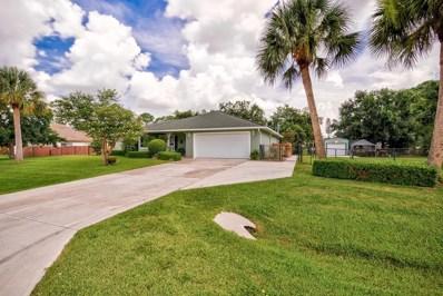 7204 Coquina Avenue, Fort Pierce, FL 34951 - MLS#: RX-10456659