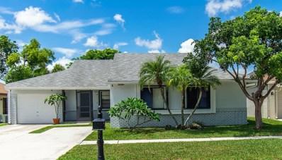 21585 Woodstream Terrace, Boca Raton, FL 33428 - MLS#: RX-10456709