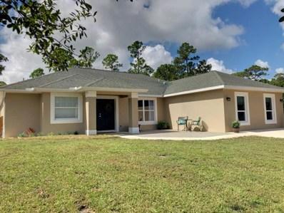 8711 Jay Gardens Lane, Fort Pierce, FL 34945 - MLS#: RX-10456718