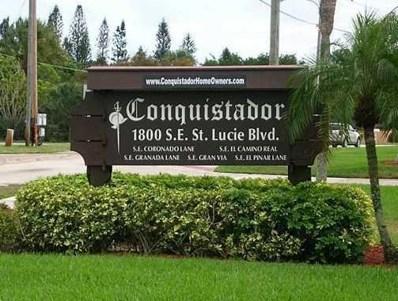 1800 SE Saint Lucie Boulevard UNIT 8-304, Stuart, FL 34996 - MLS#: RX-10456737