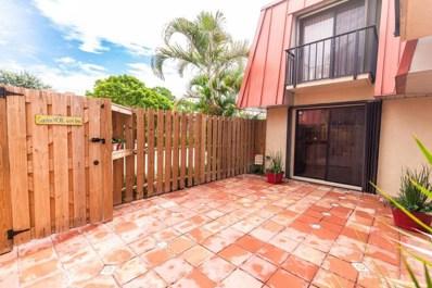3197 Meridian Way UNIT C, Palm Beach Gardens, FL 33410 - MLS#: RX-10456765