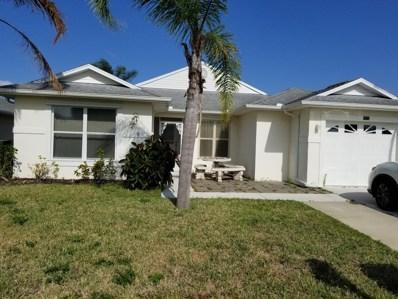 6712 Tulipan, Fort Pierce, FL 34951 - MLS#: RX-10456777