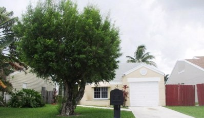 8407 Dynasty Drive, Boca Raton, FL 33433 - MLS#: RX-10456792